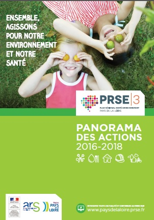 Panorama des actions PRSE3 2016-2018